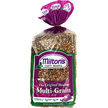 Milton's ® Original Multi-Grain Bread - 24 oz. - 2 ct.