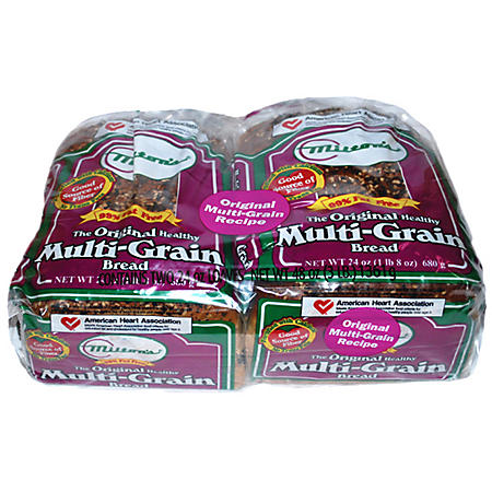 Milton's Multi-Grain Bread (24 oz., 2 ct.)
