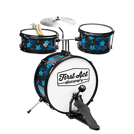 First Act Discovery Drum Set