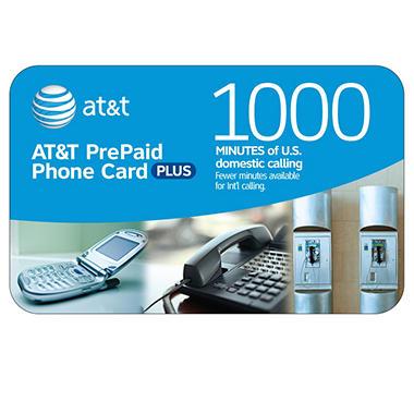 at&t prepaid phone number