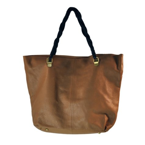 CONTRAST HANDLE TOTE MSRP $179.99