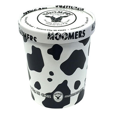 Moomers Homemade Vanilla Ice Cream (1 quart)