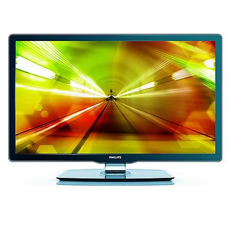 """55"""" Philips LED LCD 1080p 120Hz HDTV"""