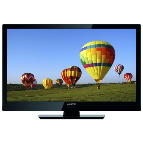 """32"""" Magnavox LED 720p HDTV"""
