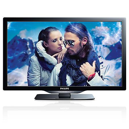 """26"""" Philips LED LCD 720p HDTV w/ NetTV"""