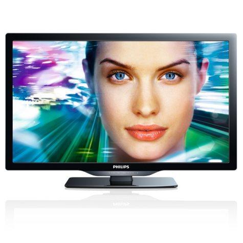 """32"""" Philips LED LCD 720p HDTV w/ NetTV"""