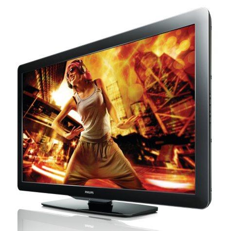 """55"""" Philips LCD 1080p 120Hz HDTV"""