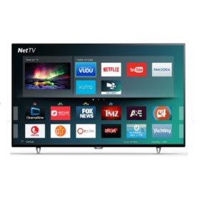 """Philips 55"""" Class 4k UHD Smart LED TV with HDR"""