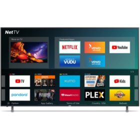 "Philips 75"" Class 4K UHD LED TV with HDR - 75PFL5603/F7"