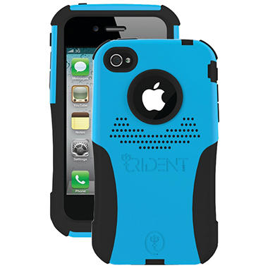 Trident Aegis Case for iPhone 4/4s - Blue