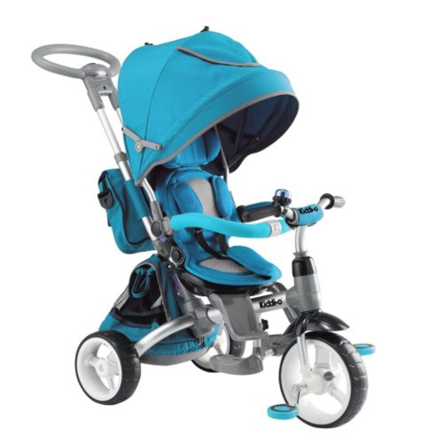 Kiddi-o 6-in-1 Multi Trike, Assorted Colors