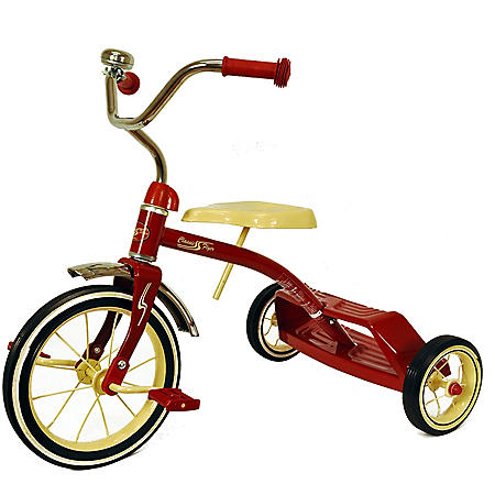 "Classic 12"" Retro Tricycle"
