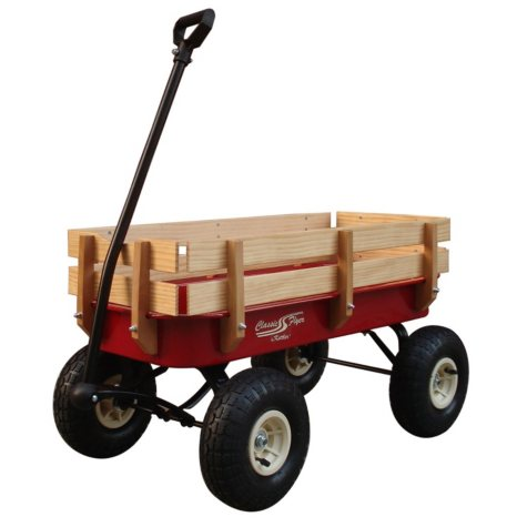 Kiddi-o Classic Airtire Wagon