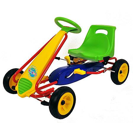Kiddi-o Primo Pedal Car
