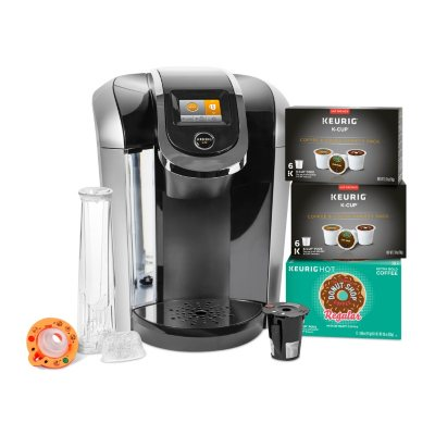 Keurig K425S Coffee Maker with 24 KCup Pods and Reusable KCup 20