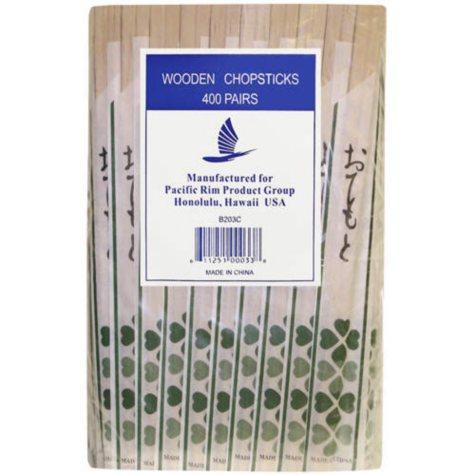 Wooden Chopsticks - 400pairs