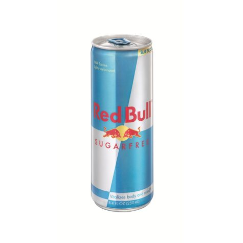 Red Bull Sugar Free Energy Drink (8.4 oz cans, 4 pk.)