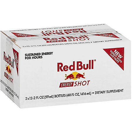 Red Bull® Energy Shot - 24/2oz