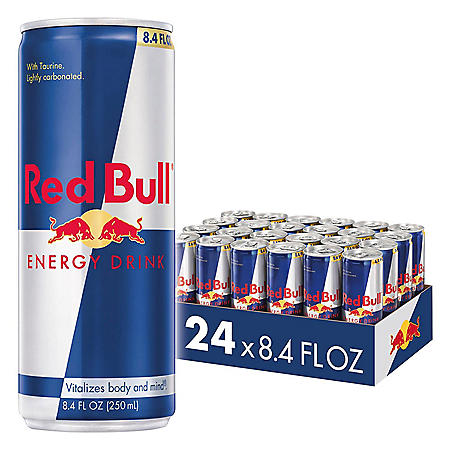 Red Bull Energy (8.4oz / 24pk)