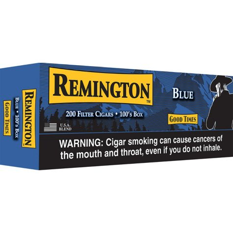 Remington Cigars Gold Box (200 ct.)