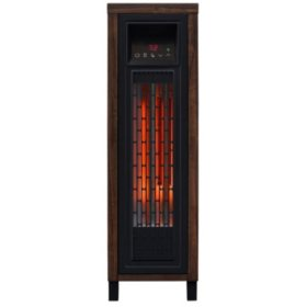 "Classic Flame Infragen 32"" Tower Heater with Safer Plug and Safer Sensor"