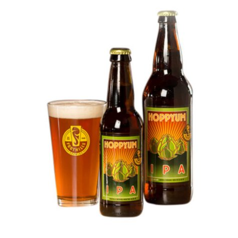Foothills Hoppyum IPA (12 fl. oz. bottle, 24 pk.)