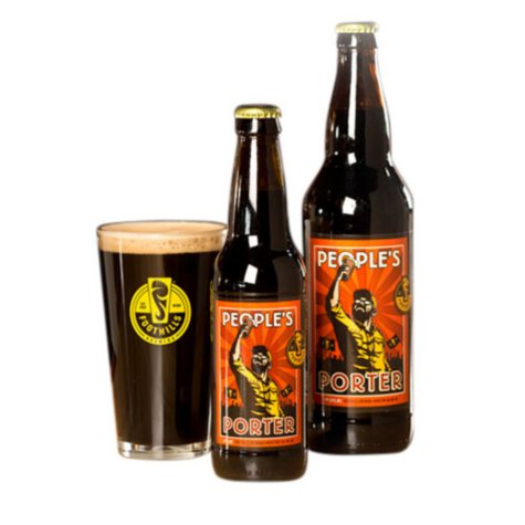 Foothills People's Porter (12 fl. oz. bottle, 6 pk.)