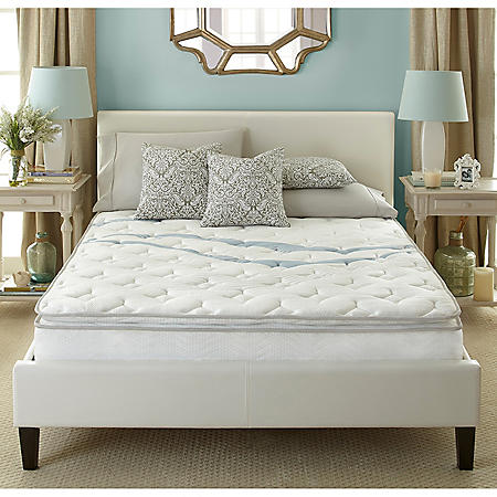 "Classic Dream Sleep Lux 10"" Mattress (Assorted Sizes)"