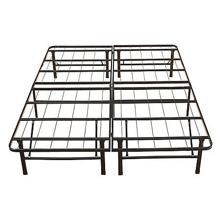 "Classic Dream 18"" Steel Platform Bed Frame (Assorted Sizes)"