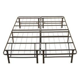 """Classic Dream 18"""" Steel Platform Bed Frame (Assorted Sizes)"""