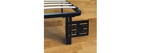 Adjustable Bracket Set for Classic Dream Platform Bed Frame with Adjustable Lumbar Support, 2-piece