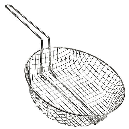 "ABC Fry Basket (12"" Round)"