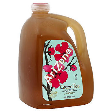 Arizona Green Tea 1 gal. Jug