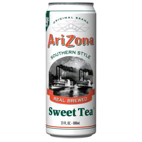 Arizona Tea - Sweet (23 oz. cans, 24 pk.)