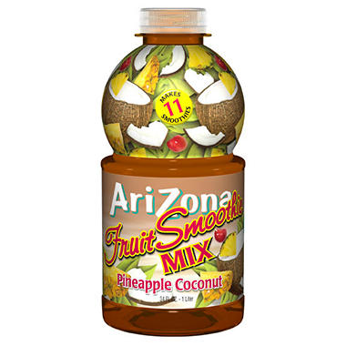 Arizona Fruit Smoothie Mix - 34 oz.