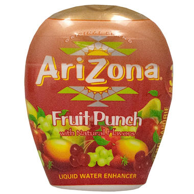 AriZona Fruit Punch Water Enhancer (1.9 oz., 10 pk.)