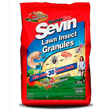 Sevin® Lawn Insect Granules - 25lbs