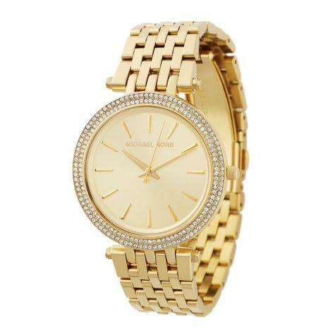 Women's Darci Gold-Tone Watch by Michael Kors