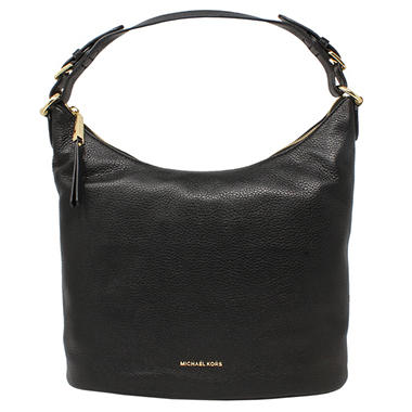 Women S Lupita Large Leather Hobo Handbag By Michael Kors