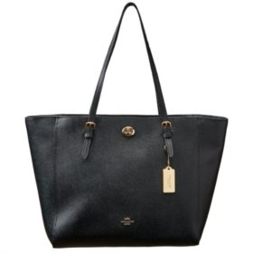 Turnlock Tote by COACH