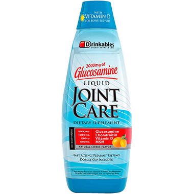 Drinkables® Ultimate Joint Care Citrus - 33 oz.