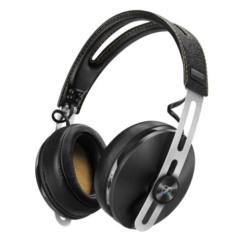 Sennheiser HD 1 Wireless Headphones with Integrated Microphone - Black
