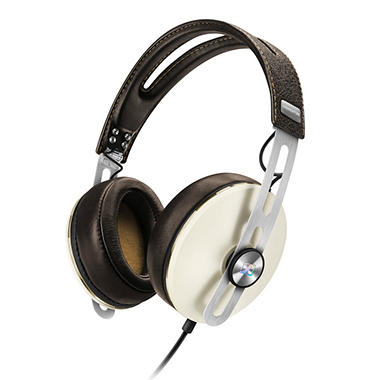 Sennheiser HD 1 Over-Ear Stereo Headphones - Ivory