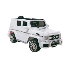 12 Volt Mercedes Benz G63 in choice of white or red