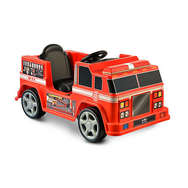 Kid Motorz 6V Fire Engine