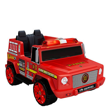 12V Fire Engine