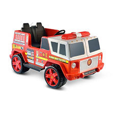 12v ride on emergency fire engine