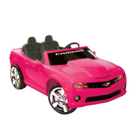 12V Pink Chevrolet Camaro