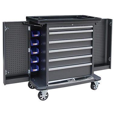 """torin 35"""" wing cabinet with 6 drawers - sam's club"""