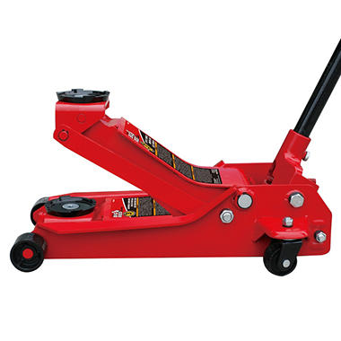 Big Red Low Profile Floor Jack - 3 Ton